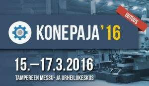 Join Us At The Engineering Works 2016 Trade Fair, in Tampere, Finland