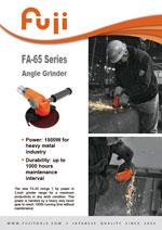 FA-65 Series angle grinders (English)